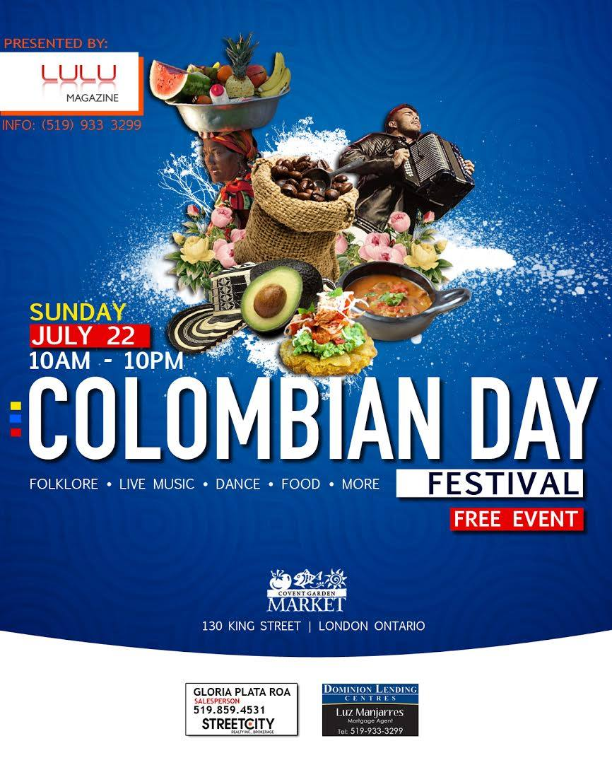 Colombian Day