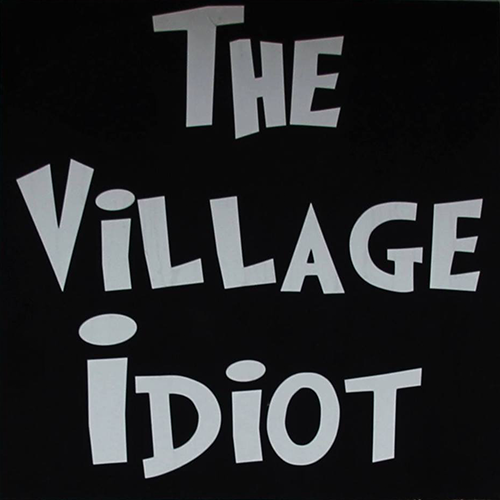 Radio Western Supporter - Village Idiot