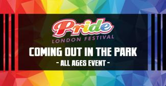 Coming Out in the Park - All Ages Event