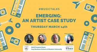 MusicTalks Emerging: An Artist Case Study