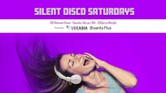Silent Disco at VRcadia