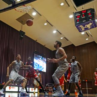 Western Mustangs Men's Basketball