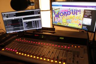 Word Up! Live in Studio