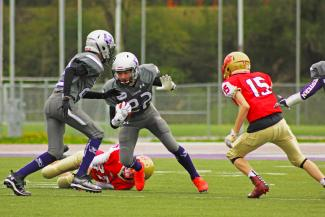 London Jr. Mustangs Football