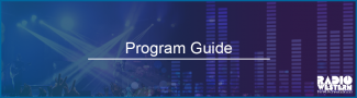 Radio Western - Program Guide Banner Image