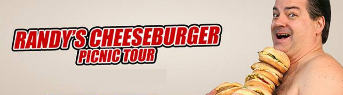 Randy's Cheeseburger Picnic Tour