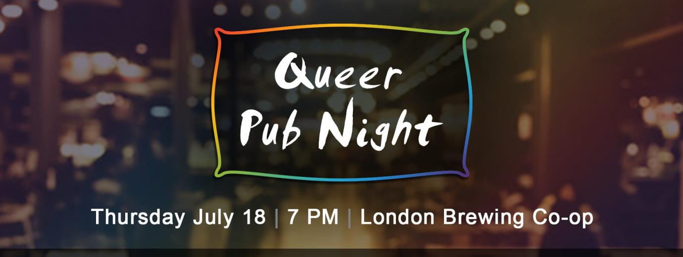 Queer Pub Night