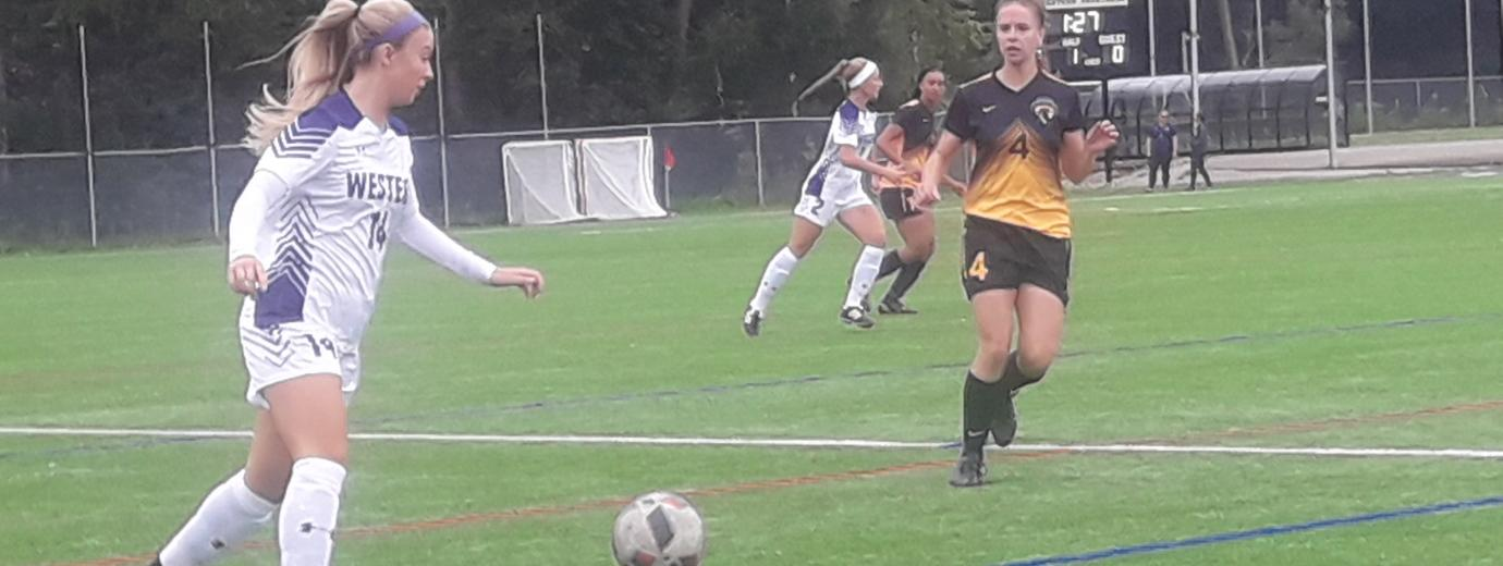 Western Stretches Waterloo Defense, Only Gains 0-0 Draw