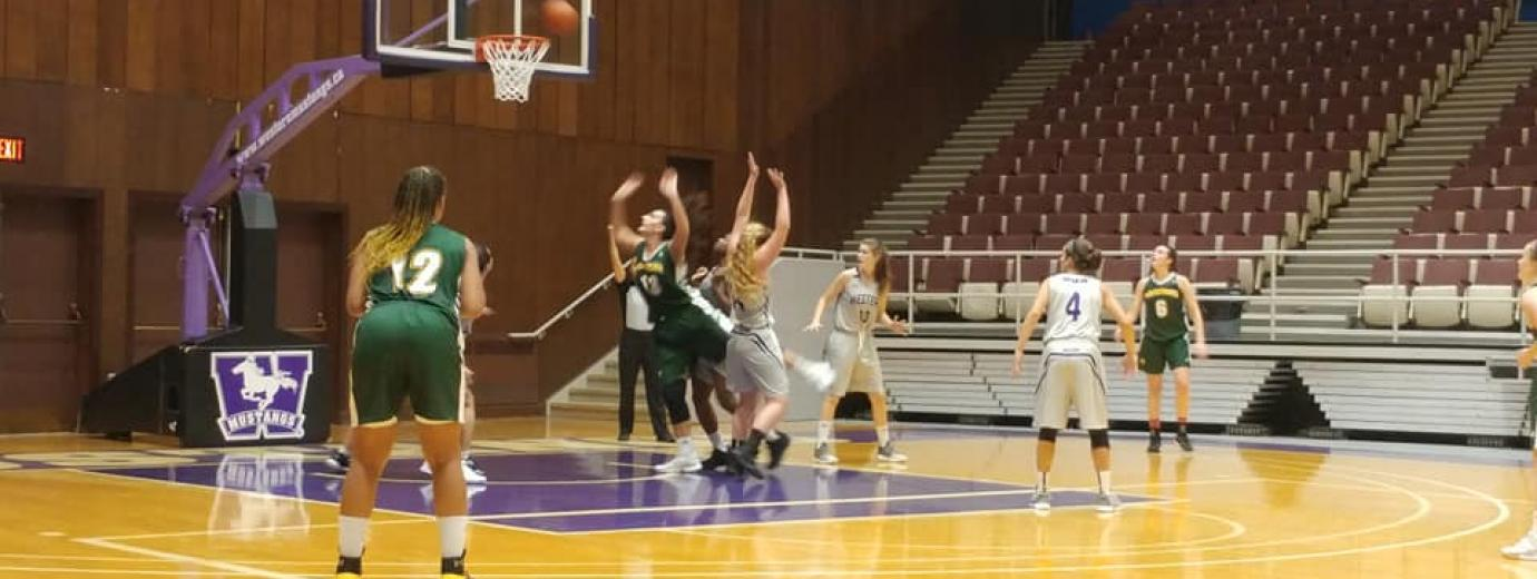 UNBC Timberwolves vs Western Mustangs