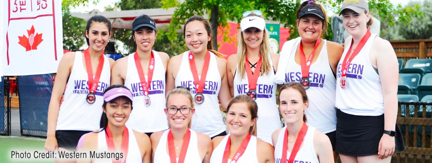 Western Mustangs Women's Tennis