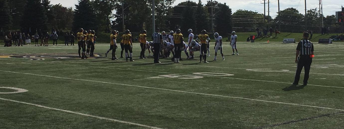 Western Mustangs @ Waterloo Warriors