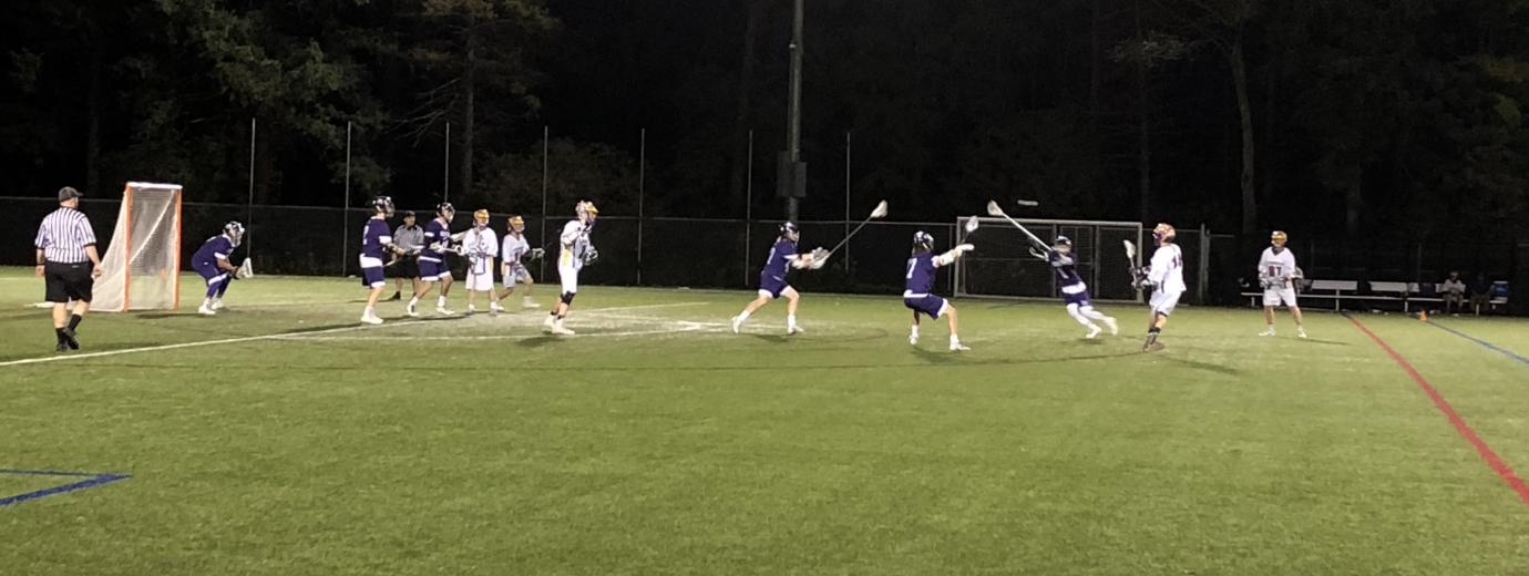 Western Mustangs Men's Lacrosse