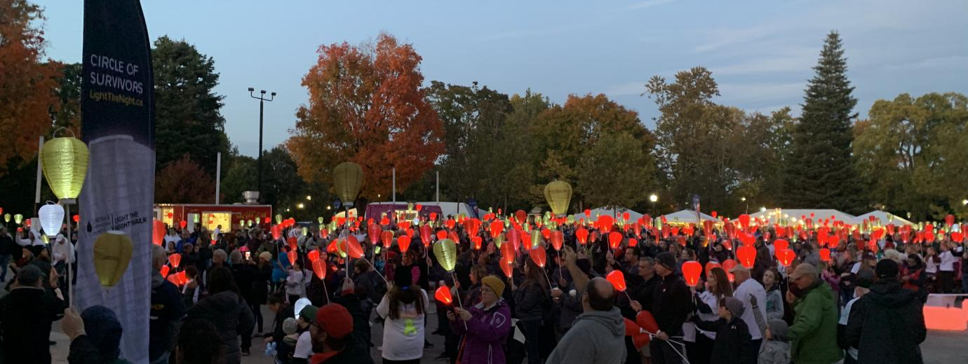 Light the Night Walk 2019