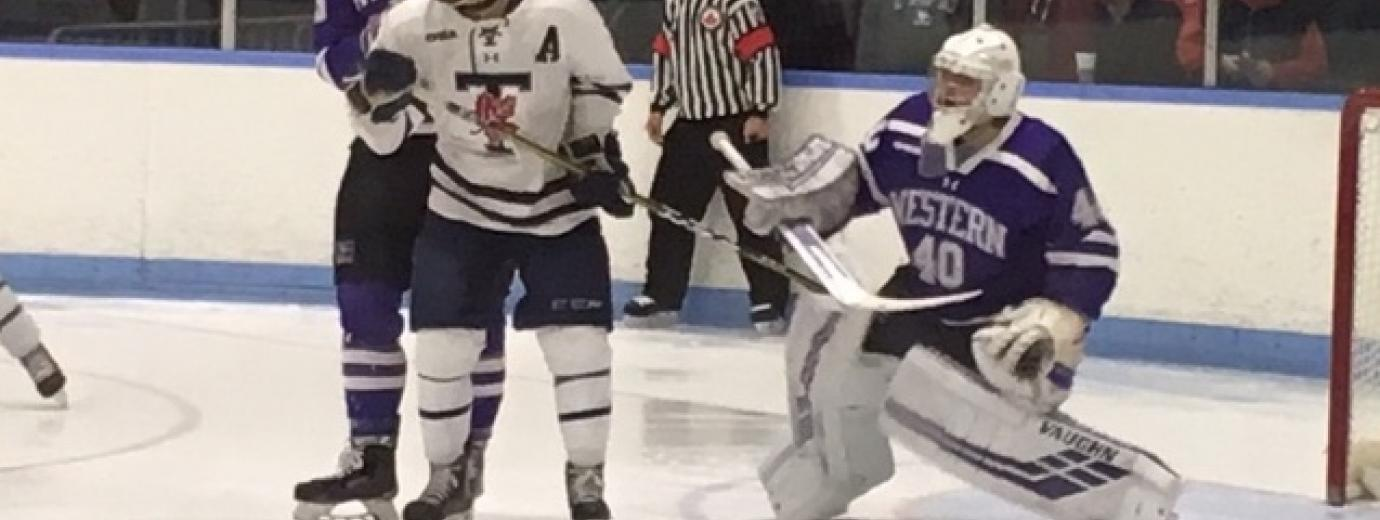 Western Mustangs Men's Hockey vs Toronto