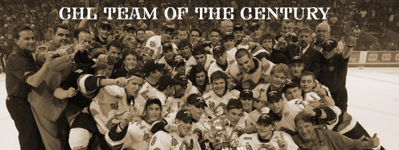 2005 London Knights: CHL Team of the Century