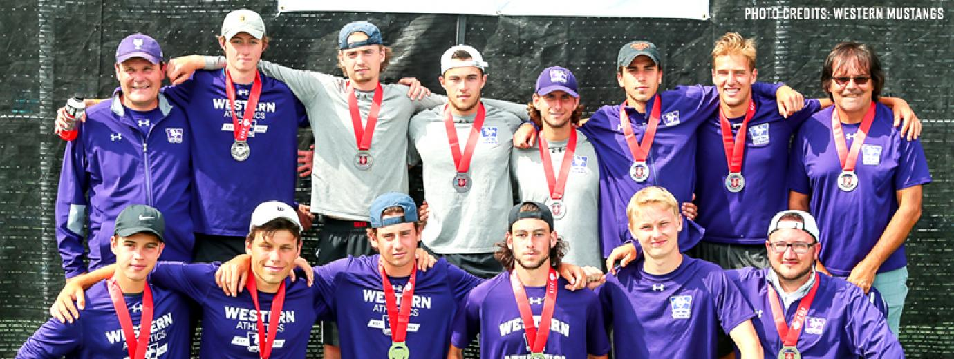 Western Mustangs Men's Tennis