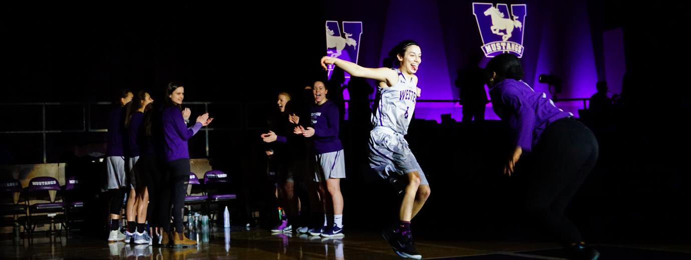 Western Mustangs Women's Basketball