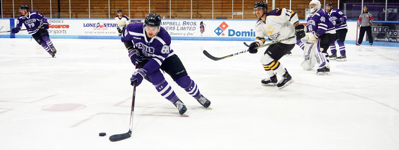 Mustang Men's Hockey Preview