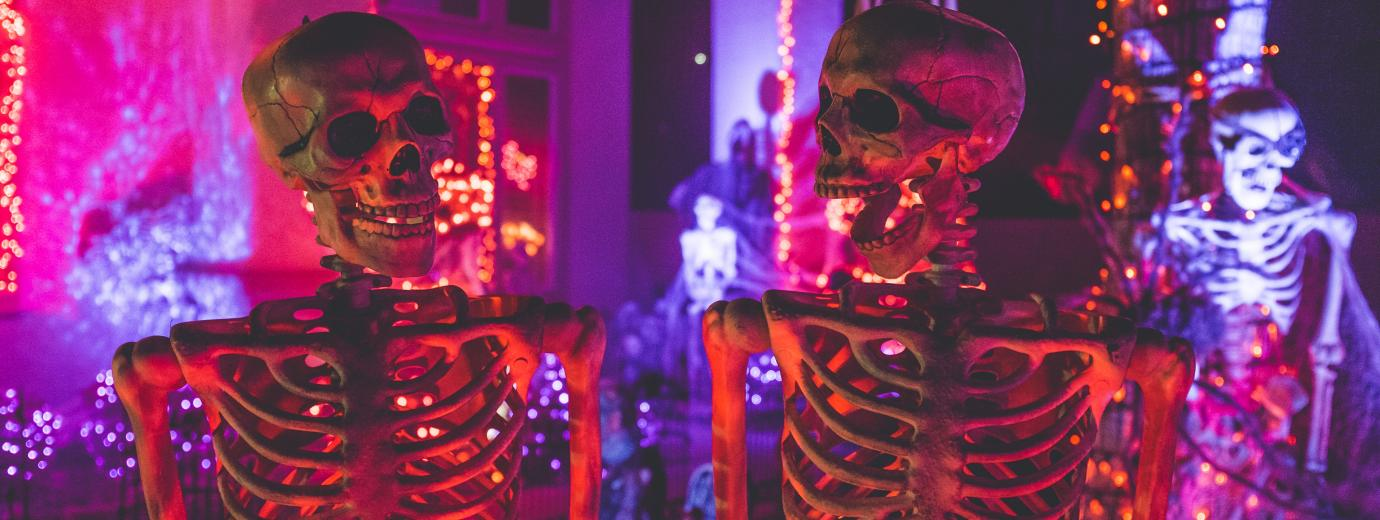 Halloween-Themed Events in London