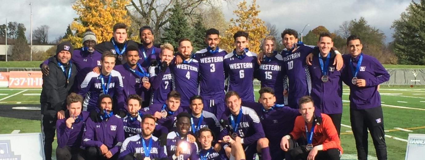 Western Mustangs Men's Soccer