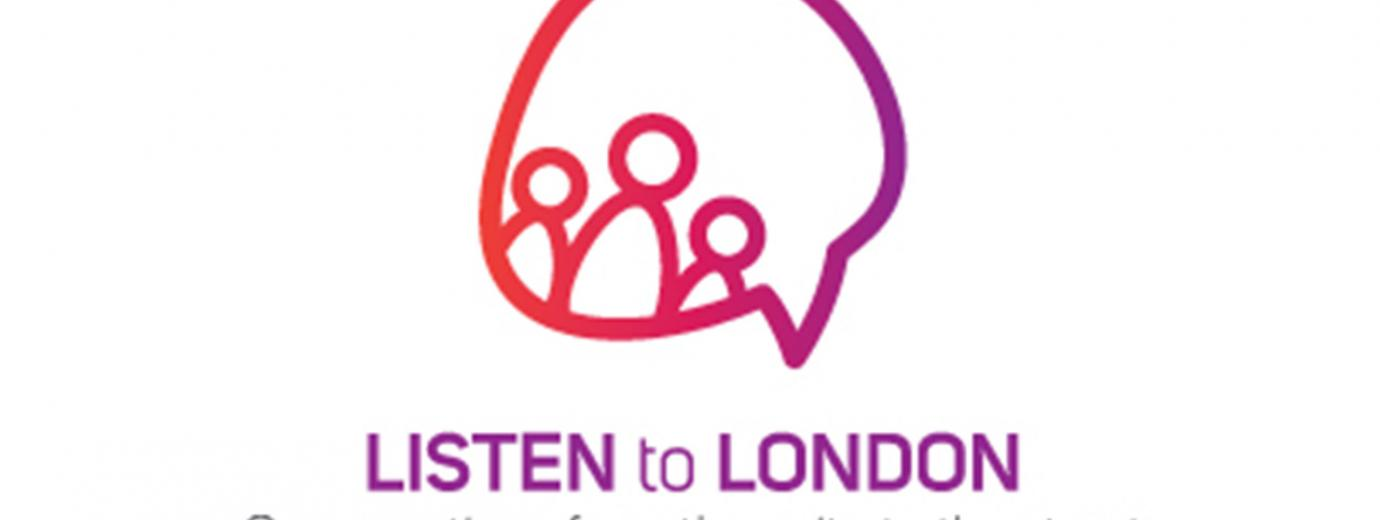 CHRW - Listen to London Logo