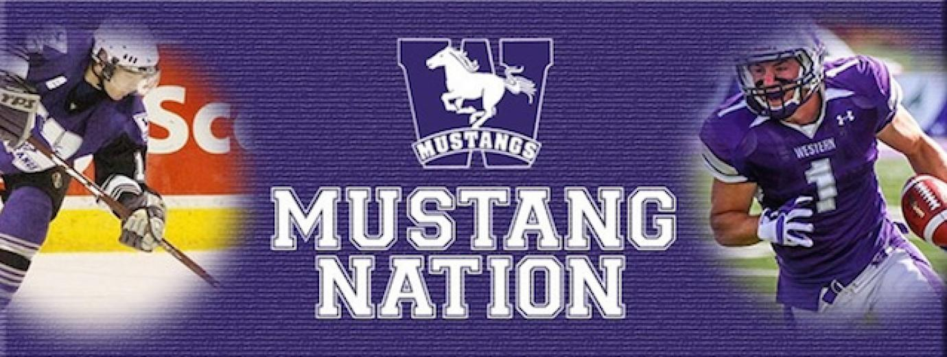 RadioWestern - Mustang Nation - Program banner