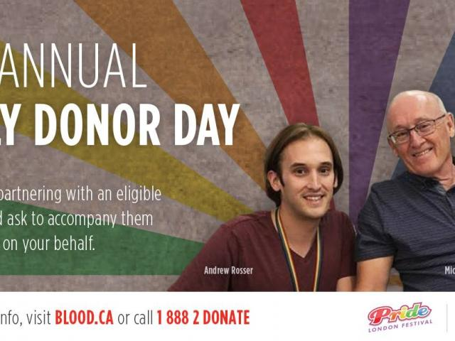 Ally Donor Day