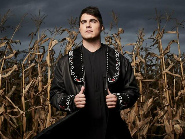 Jeremy Dutcher at The Aeolian