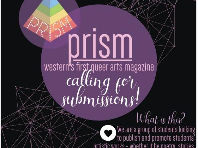 PRISM Call for Submissions: Issue 1