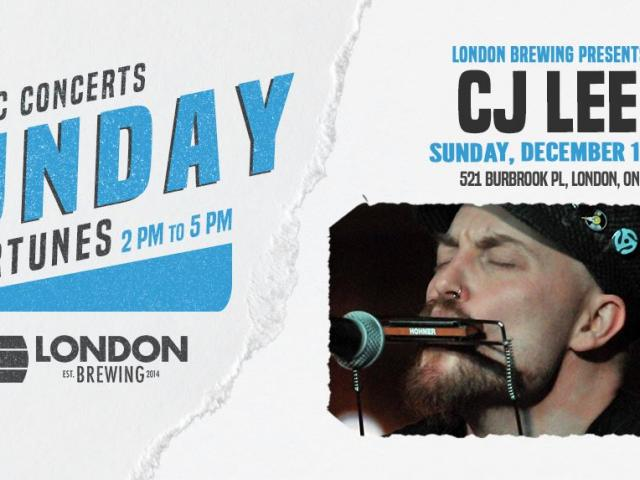 Sunday Acoustic AfterTunes with CJ Lee